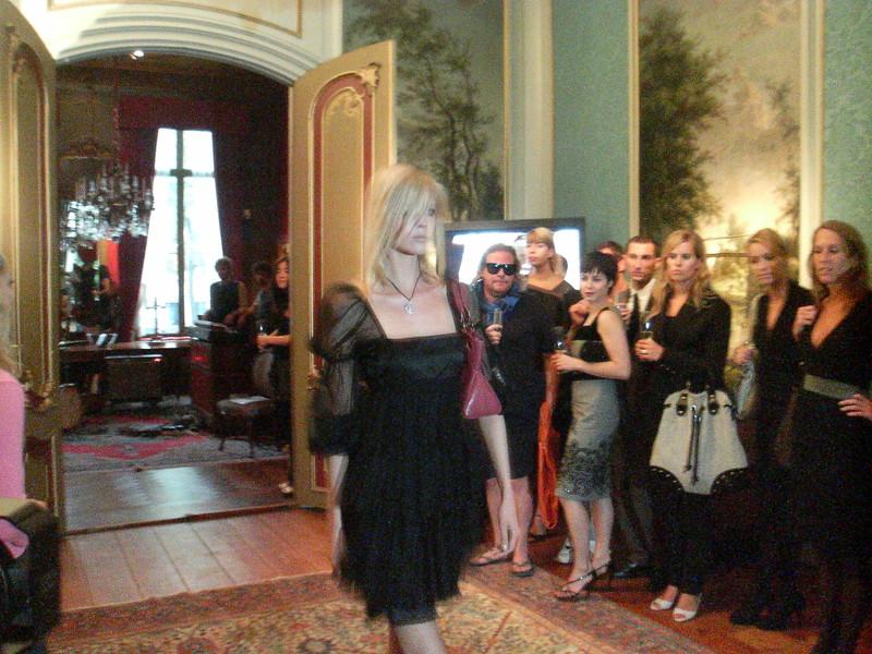 Cartier 'Marcello' Launch
