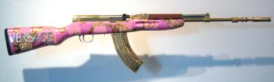 Pinkvesace